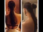 Malaika Arora Khan Gets A Brand New Bee Tattoo On The Back Of Her Neck