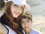 Sussanne Khan Goes Out On A Holiday With Her Children