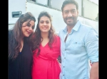 Kajol Spotted With Ajay Devgn In Mumbai Picture