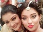 Naagin Actresses Adaa Khan Sudha Chandran Praise Each Other
