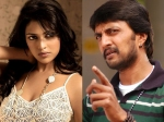 Amala Paul Will Make Kannada Debut Opposite Sudeep Hebbuli