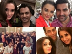 Amy Jackson Parties With Salman Khan And Arbaaz Khan