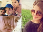Anushka Sharma Spotted Without Makeup On Phillauri Sets Pictures