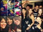Bipasha Basu Kara Singh Grover Pre Wedding Celebration Party Pictures