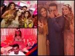 Bipasha Basu Mehendi Ceremony Inside Pictures Shilpa Shetty Spotted