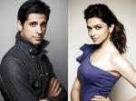Sidharth Malhotra Really Wants To Work With Deepika Padukone, Here's What He Said...
