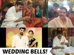 Photos Comedian Chalaki Chanti Marriage Enters The Wedlock