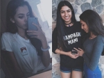 Aaliyah Kashyap Posts New Pictures Having Fun With Khushi Kapoor