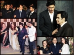 Dilip Kumar Rare Pictures With Shahrukh Aishwarya Katrina Other Celebs