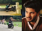 Dulquer Salmaan First Look From Amal Neerad Movie