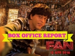 Fan First Day Friday Opening Day Box Office Collection Report Shahrukh