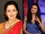 Hema Malini Congratulates Deepika On Her Engagement Through Twitter