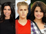 Justin Bieber And Kourtney Kardashian Are Hooking Up Again