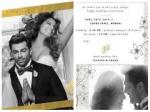 Check Out Ex Qubool Hai Karan Singh Grover Bipasha Wedding Invite