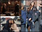 Latest Deepika Padukone New Pics From The Sets Of Xxx Movie
