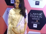 Mira Rajput Spotted With A Baby Bump Pics At Latest Lakme Fashion Show