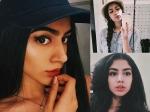 Sridevi Daughter Khushi Kapoor New Selfie