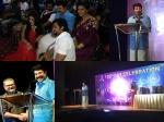 Mammootty And Team Celebrate 125 Days Of Pathemari
