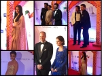 Pics Srk Aishwarya Celebs Dinnner With Kate Midletone Prince William