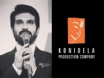 Ram Charan Unveils His Production House Logo Konidela Chiru