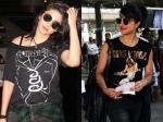 Rare Pics Of Bollywood Stars Wearing Heavy Metal T Shirts