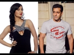 Salman Khan Never Says No To Elli Avram Allows Her To Touch Cellphone