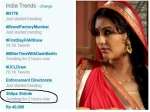 Bjgph Contro Shilpa Shinde Files Complaint Cintaa Ban Trend Twitter