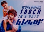 Vijay S Theri Collects 100 Crores In 6 Days Breaks Box Office Records