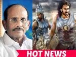 Baahubali Might Still Be Alive Says Vijendra Prasad