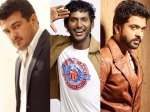 Vishal Opens Up About Controversies Pertaining To Thala Ajith Simbu