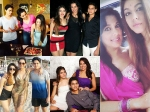 Pooja Bedi Hot Pictures With Daughter Aaliyah Ebrahim