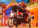 The Kapil Sharma Show Goes 'Housefull' With Akshay, Riteish & Abhishek!