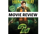 Movie Review Rating Story 24 The Movie Telugu Tamil Surya Vikram