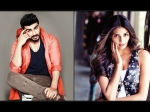 Arjun Kapoor Athiya Shetty Spotted Kissing At A Night Club In Mumbai