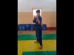 Akshay Kumar Son Aarav Bhatia Wins Black Belt Looks Hot Kudo Dress