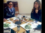 Jhanvi Kapoor Spotted On Lunch Date With Sridevi New Picture