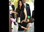 Aaradhya Bachchan New Pictures From Cannes Spotted Wih Aishwarya Rai