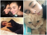 Alia Bhatt Latest Pictures Spotted Without Make Up