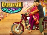 Alia Bhatt And Varun Dhawans Badrinath Ki Dulhania First Look