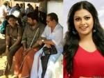 Anusree Turns Police Officer For Mohanlal Oppam