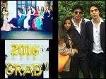Aryan Khan Navya Naveli Nanda Graduation Pictures Shahrukh Spotted Too
