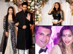 Inside Pictures Bipasha Basu Karan Singh Grover Wedding Reception