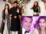 Inside Pictures Bipasha Basu Karan Singh Grover Wedding Reception