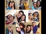Yeh Rishta Kya Kehlata Hai Ashnoor Last Day Set Selfies Hina Others