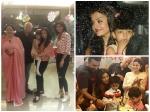 Aishwarya Rai Aaradhya Bachchan Shilpa Shetty Son Viaan Birthday Party