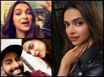 Deepika Padukone New Pictures In Black From Toronto Sets