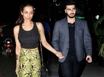 Arjun Kapoor Secretly Meets Malaika Arora Khan In Her Flat