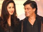 Katrina Kaif Shahrukh Khan In Anand L Rai Film