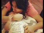 Kanchi Kaul Shabbir Ahluwalia Name 2nd Baby Share Another Adorable Pic
