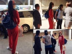Katrina Kaif Clicked By The Paparazzi In Philippines